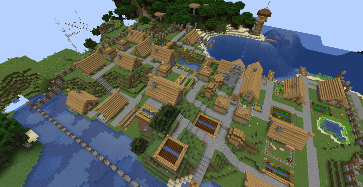 Trost Village