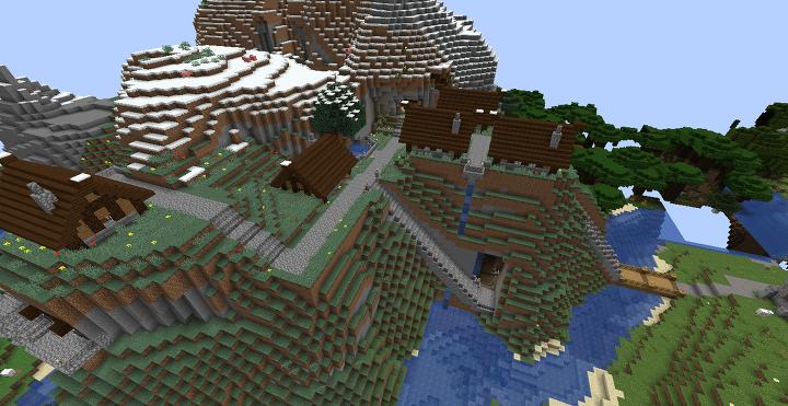 Miners' Village