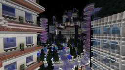 The City of Tomorrow Minecraft Map & Project