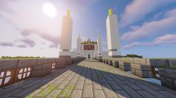 The Mausoleum of Hadrien. Minecraft Map & Project