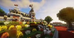 Disneyland In Minecraft (play.mcwestcot.us) Minecraft Server