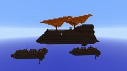 Khetanna | Jabba's Sail Barge Minecraft Map & Project