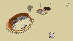 Lars Homestead   Luke Skywalker's Home Minecraft Map & Project
