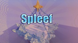 Spleef minigame Minecraft Map & Project