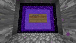 NeedHelp Special Text Map for Mode Singleplayer! Minecraft Map & Project