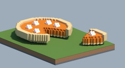 Pumpkin Pie Minecraft Map & Project