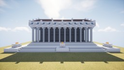 Greek Temple v1 Minecraft Map & Project