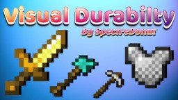 Visual Durability Minecraft Texture Pack