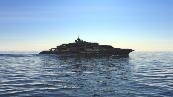 Popular Server Project : Eternity Fictional Super Yacht (Collaberation with Rainbou_Fondler)