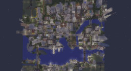 New South England (NSE) Minecraft Map & Project