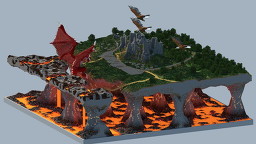 Drake battle Minecraft Map & Project