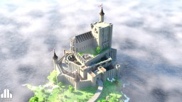 Medieval Castle Thunderhall [Project 2018] Minecraft Map & Project