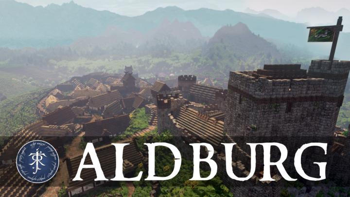 Popular Server Project : Aldburg