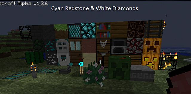 these are all the blocks in the (cyanstone & white diamond) pack