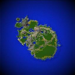 TMDesigned Creative Spawner Island 1.14 Minecraft Map & Project