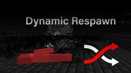Dynamic Respawn Minecraft Data Pack