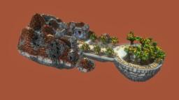 Autumn Island spawn [2/6] Minecraft Map & Project