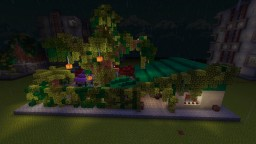 Mexican Restaurant Minecraft Map & Project