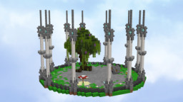 Skyblock Island [Inspired by TimeDeo] (schematic download) Minecraft Map & Project