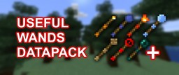 """UsefulWands"" v2.2.4 Minecraft Data Pack"