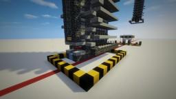 TnT Cannon 3000 blocks 1.14 [world record] Minecraft Map & Project