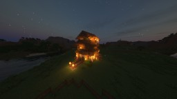 Austrian Hut Minecraft Map & Project