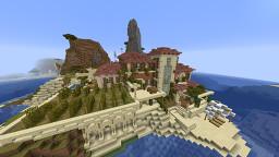 a italian villa Minecraft Map & Project