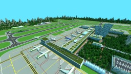 TheReawakens - Bay City ~ International Airport Minecraft Map & Project