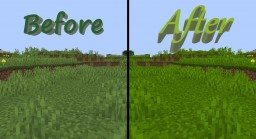 Greener Greens MiniPack - Make Minecraft Feel More Alive! Minecraft Texture Pack