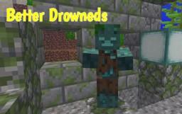 Better Drowneds Datapack Minecraft Data Pack