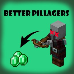 Better Pillager (v1.2) Minecraft Data Pack