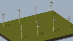 Dream's Electric utitlties starter pack [With download] Minecraft Map & Project