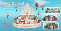Cake Island[Download] Minecraft Map & Project
