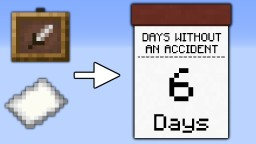 Death Calendars Minecraft Data Pack