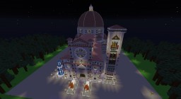 CATHOLIC CRAFT -- celebrating all things Catholic, the true, the good, the beautiful, in Minecraft Minecraft Map & Project