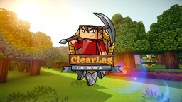 ClearLag datapack Minecraft Data Pack