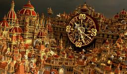 Clockwork City Minecraft Map & Project