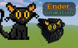 Ender Animation Blockart Minecraft Map & Project