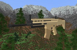 The Armory, a Gallery of 3D Gun Models Minecraft Blog