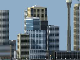 Portland - The first original & realistic Australian city on Minecraft Minecraft Map & Project