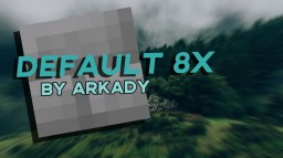 Default 8x Pack (previously FPS+) Minecraft Texture Pack
