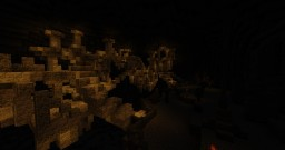 Paths of the Dead by Genstructures Official Minecraft Map & Project