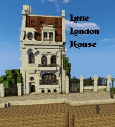 Little London House Minecraft Map & Project