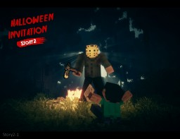 Halloween Invitation 2 Minecraft Map & Project