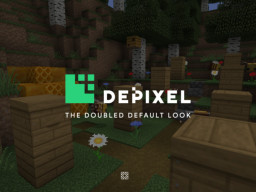 Depixel (formerly Default 32x32) Minecraft Texture Pack