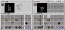 HorseStatsVanilla for Fabric Minecraft Mod