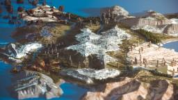 Morath - 4k by 4k Multibiome Custom Terrain Minecraft Map & Project