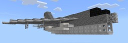 Minecraft LTV A-7E Corsair II (1.5:1 scale) Minecraft Map & Project