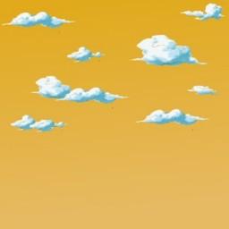 JoJo Bizarre Adventure Morioh Sky Minecraft Texture Pack