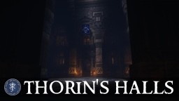 Thorin's Halls Minecraft Map & Project